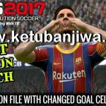 PES 2017 Option File Update 24/07/20 For Next Season Patch 2020