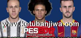 PES 2017 Option File Update 05/07/20 For Next Season Patch 2020