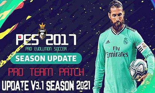PES 2017 Pro Team Patch v3.1 Update Season 2020-2021 Ketuban Jiwa