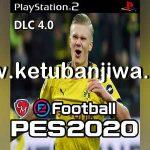 PES 2020 PS2 CRYMAX 4.0 English Version ISO Season 2020