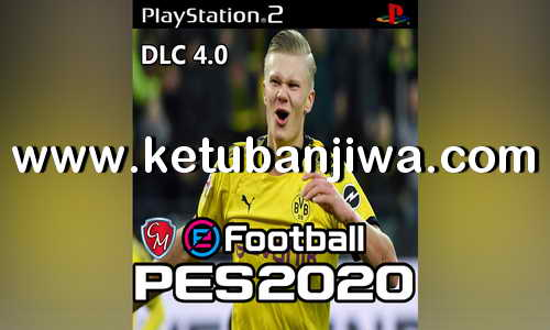 PES 2020 CRYMAX 4.0 English Version ISO Season 2020 For PS2 Ketuban Jiwa