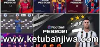 PES 2020 Mobile Android Patch 4.6.0