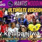 PES 2020 MyClub Legends v8 Offline DLC 8.0