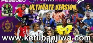 PES 2020 MyClub Legends v8 Offline DLC 8.0 For PS4 by Junior Mantis Ketuban Jiwa