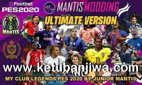 PES 2020 MyClub Legends v8 Offline DLC 8.0 For PS4 by Junior Mantis Ketuban Jiwa