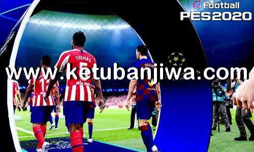 PES 2020 Tournament Entrances + Anthems Pack AIO Ketuban Jiwa
