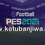 PES 2021 PS2 New Transfer English Version ISO