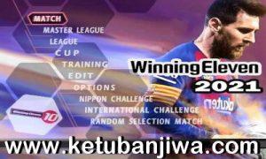 Winning Eleven 2021 PS2 Lite English Version ISO Ketuban Jiwa