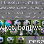 PES 2020 Ball Server Sider Volume 12 AIO