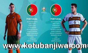 eFooball PES 2020 Editemos Option File UEFA EURO 2020 For PS4 Ketuban Jiwa