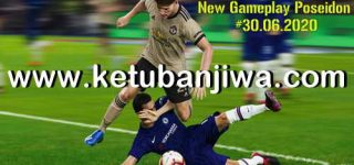 PES 2020 New GamePlay Poseidon 30 June 2020