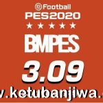 PES 2020 BMPES Patch 3.09 Update + Serial
