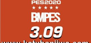 eFootball PES 2020 BMPES Patch 3.09 Update + Serial Ketuban Jiwa