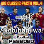 PES 2020 Classic Patch Vol. 4 AIO DLC 8.0