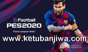 eFootball PES 2020 GamePlay 1.09.00 by Jostike Games Ketuban Jiwa