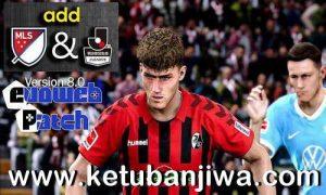 eFootball PES 2020 MLS + J.League For EvoPatch 8.0 by RTPES Ketuban Jiwa