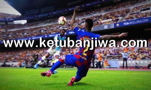 eFootball PES 2020 New Real Soccer GamePlay v1 Update by Holland Ketuban Jiwa