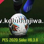 PES 2020 Sider Tool v6.3.8 For Patch 1.08.01