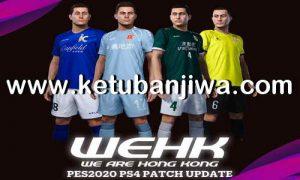 eFootball PES 2020 WEHK Patch Update 29 July 2020 For PS4 Ketuban Jiwa