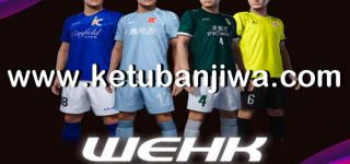 eFootball PES 2020 PS4 WEHK Patch Update 29 July 2020