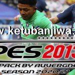 PES 2013 Mega Kitpack New Season 2020-2021
