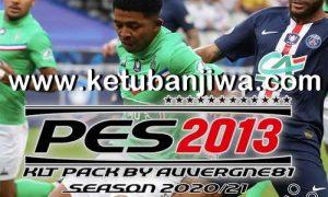 PES 2013PES 2013 Mega Kitpack New Season 2020-2021 Mega Kitserver Pack New Season 2020-2021 by Auvergne81 Ketuban Jiwa
