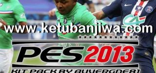 PES 2013 Mega Kitpack New Season 2020-2021