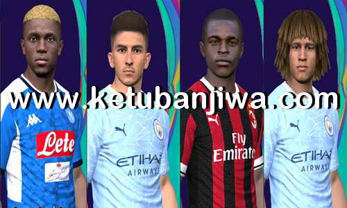 PES 2017 Option File Update 06 August 2020 For Professionals Patch 6.1 by PES Empire Ketuban Jiwa