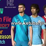 PES 2017 Option File Update 16.08.20 For Next Season Patch 2020
