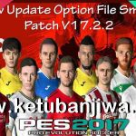 PES 2017 Option File Update 18 August 2020 For Smoke Patch 17.2.2