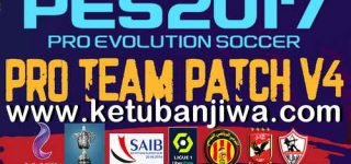PES 2017 Pro Team Patch v4 AIO New Season 2021