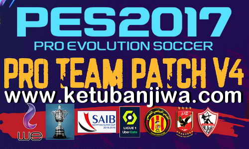 PES 2017 Pro Team Patch v4 AIO New Season 2021 by Hano Patch Ketuban Jiwa