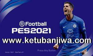 PES 2018 Monster Patch v1 Season 2021 For PS4 HEN CUSA08282 Ketuban Jiwa