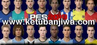 PES 2019 Option File Summer Transfer Update 24 August 2020 For Professionals Patch v3 by Gaming WitH TR Ketuban Jiwa