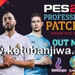 PES 2019 Professionals Patch 3.00 + Fix 3.01 AIO Season 2021