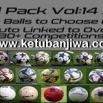 PES 2020 Ball Server Pack Volume 14 AIO Final Version