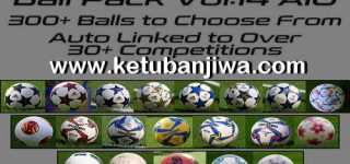PES 2020 Ball Server Pack Volume 14 AIO Final Version by Hawke Ketuban Jiwa