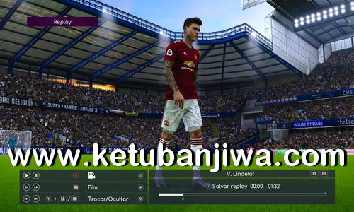 PES 2020 Mega Kitserver Pack v1.1 Update Season 2020-2021 by Glauber Silva Ketuban Jiwa