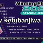 Winning Eleven 2021 PS2 ISO + Liga 1 Shopee Indonesia