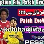 PES 2020 Option File Update 17 August 2020 For EvoWeb 8.0