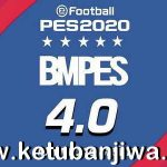 PES 2020 BMPES Patch 4.0 AIO + Serial