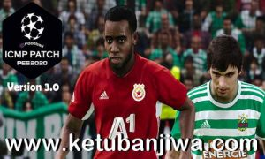 eFootball PES 2020 ICMP Patch v3.1 Update Fix Compatible DLC 8.0 Ketuban Jiwa