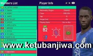 PES 2016 Option File Update 01 Septmber For Nex Season Patch 2020 Ketuban Jiwa