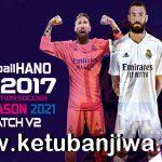 PES 2017 Hano Patch v2 Update Next Season 2021