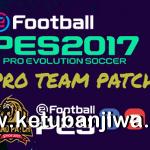 PES 2017 Pro Team Patch 4.1 Update New Season 2021