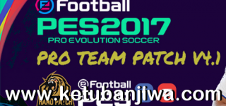 PES 2017 Pro Team Patch 4.1 Update New Season 2021