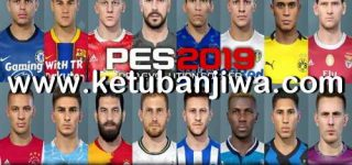 PES 2019 Option File August Final Update Season 2021 For Smoke Patch by Gaming WitH TR Ketuban JIwa