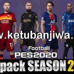 PES 2020 Mega Kitserver Pack Final Version AIO Season 2021