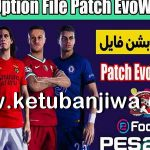 PES 2020 Option File Update 31 August 2020 For EvoWeb 8.0
