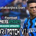 eFootball PES 2021 Andri Patch 1.0 AIO For PC
